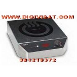 Cocina eléctrica  inducción 5 kW o 8 KW