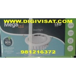 Downlight-22W-1500LM-25 años-49,95€