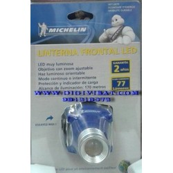 linterna led michelin frontal