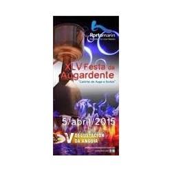 Fiesta del aguardiente en Portomarín. XLV 2015. Pontevedra