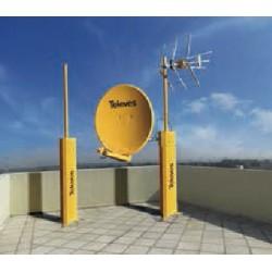 Antenas, instalación Coruña 15002