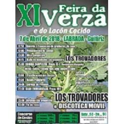 XI Feria de la Verza e do lacon Cocido de Labrada-Guitiriz