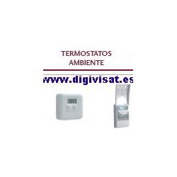 Termostatos ambiente EV 4100