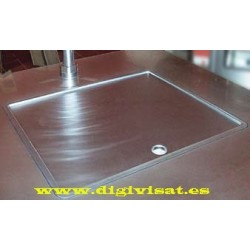 Induction Iron Griddle-line MO/DU/GR 10000 W,digivisat installed