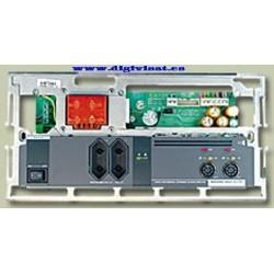 C12 F Central de sonido EGI  4 canales estereo