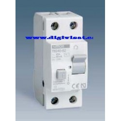 68 Simon AC Differential Switch 2 Pole 25A 30mA