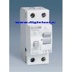Simon 68, Interruptor diferencial  AC 30mA 2 Polos. 25A