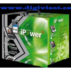Video portero kit unifamiliar Ipower 1 monitor Maestro negro