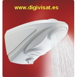 Showers future master electronica. Digivisat installed