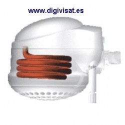 Showers with armored Resistance, Digivisat.info