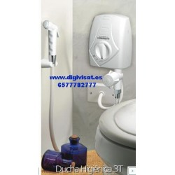 Shower portal_ducha3t 4KW electric grooming, with three temperat